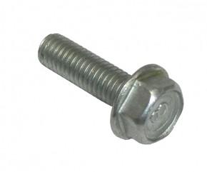 Schraube M6x20 Sechskant m. Bund verz.