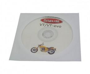 Werkstättenhandbuch VT  CD-ROM