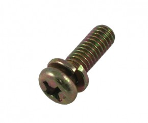 SCREW, WASHER 4x12 *
