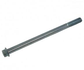 Schraube M6x95 SH sechskant m. Bund verz.